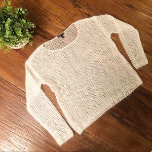 Eileen Fisher ultra soft mohair sweater size Sm